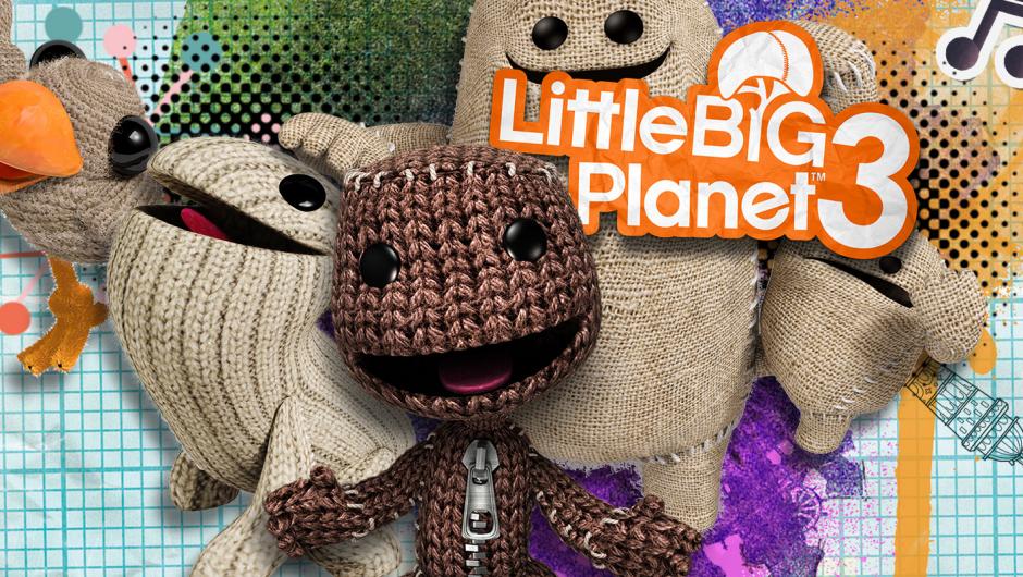 LIVE: LittleBigPlanet 3