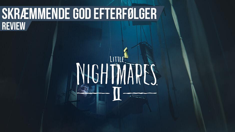 Anmeldelse: Little Nightmares 2