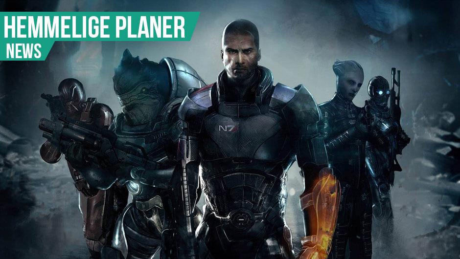 Mere Mass Effect og Dragon Age