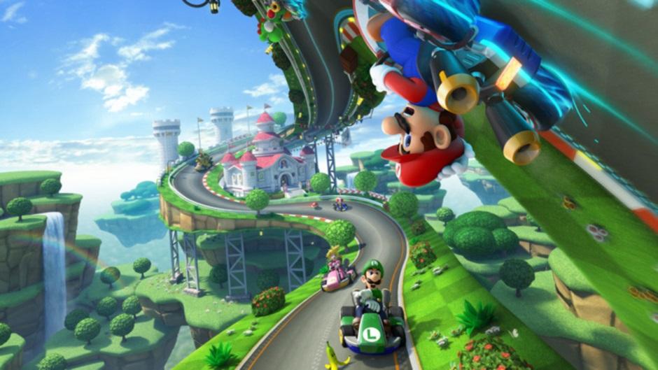Mario Kart som tv-serie??