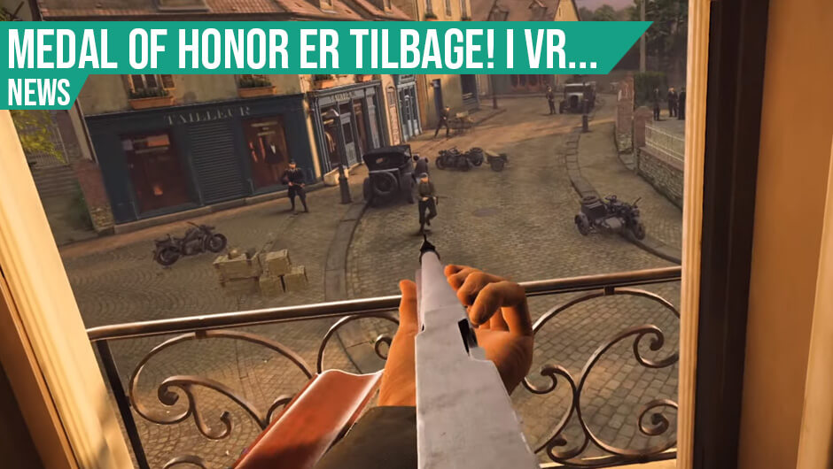 Medal of Honor: Above and Beyond annonceret