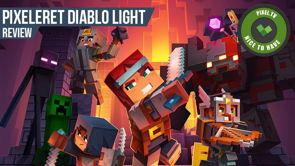 Anmeldelse: Minecraft Dungeons