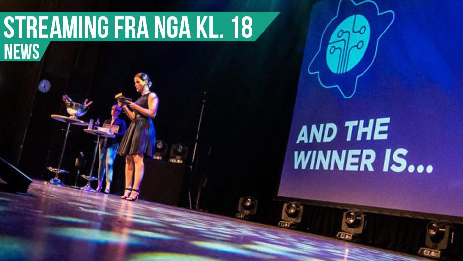 Se Nordic Game Awards 2020 kl. 18
