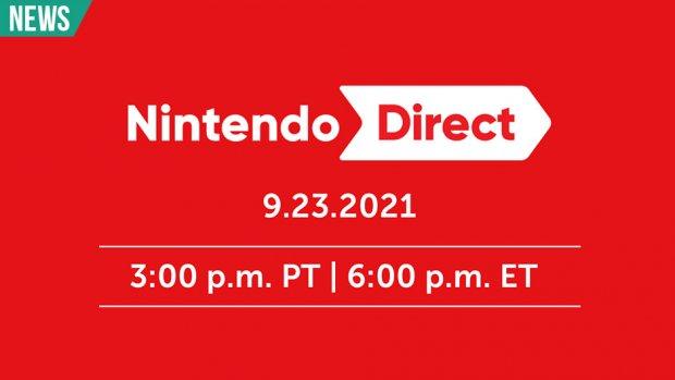 Nintendo Direct i nat