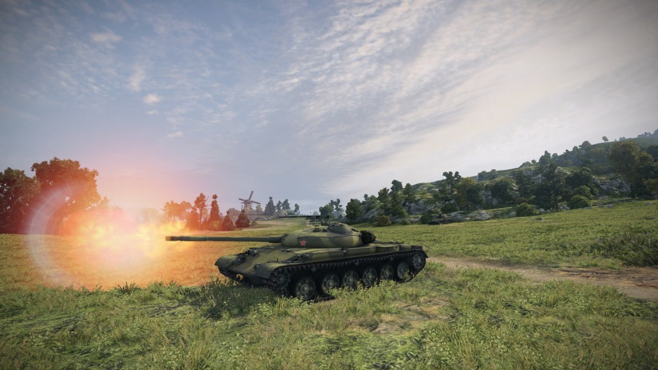 World of Tanks 9.0 ruller ud