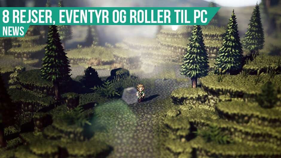 Octopath Traveler til PC