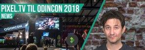 Pixel.tv til Odincon Live 2018