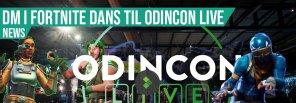 Vis dine Fortnite moves frem til Odincon LIVE