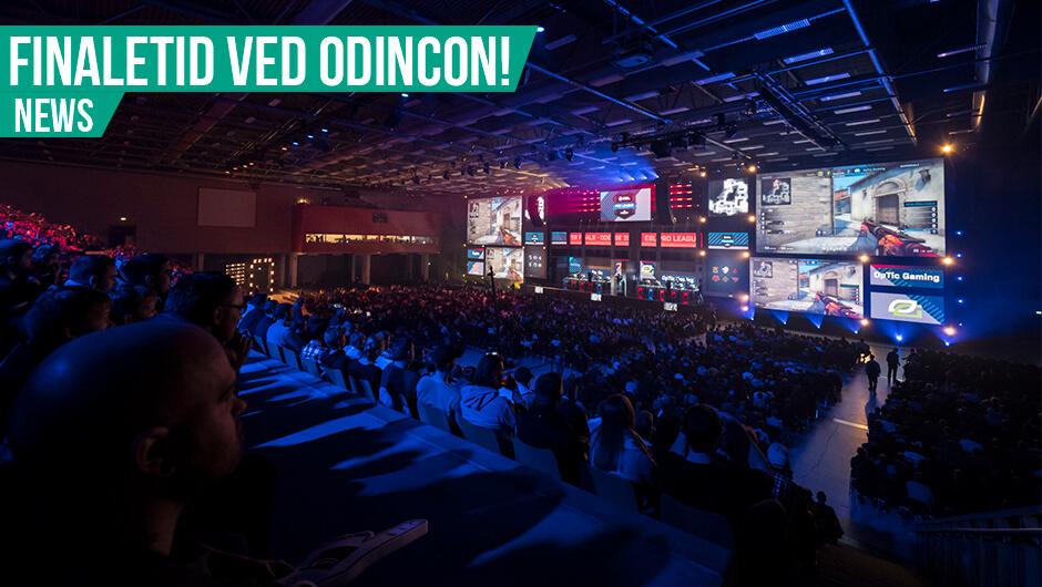 Odincon: Program Søndag