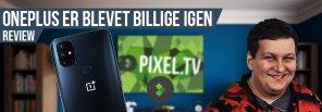 Anmeldelse: OnePlus Nord N10 5G