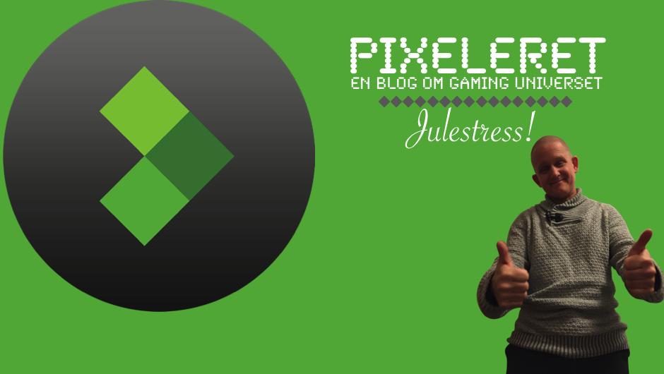Pixeleret: Julestress