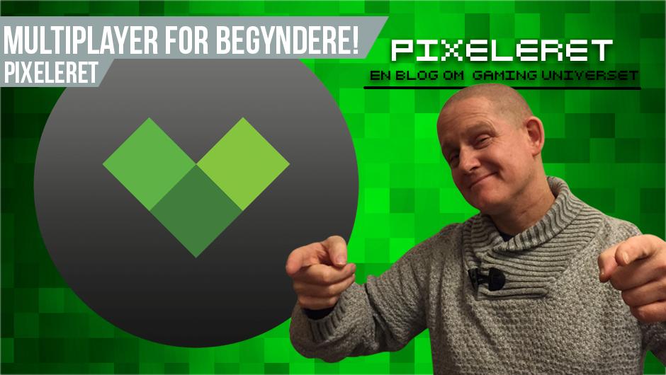 Pixeleret: multiplayer for begyndere