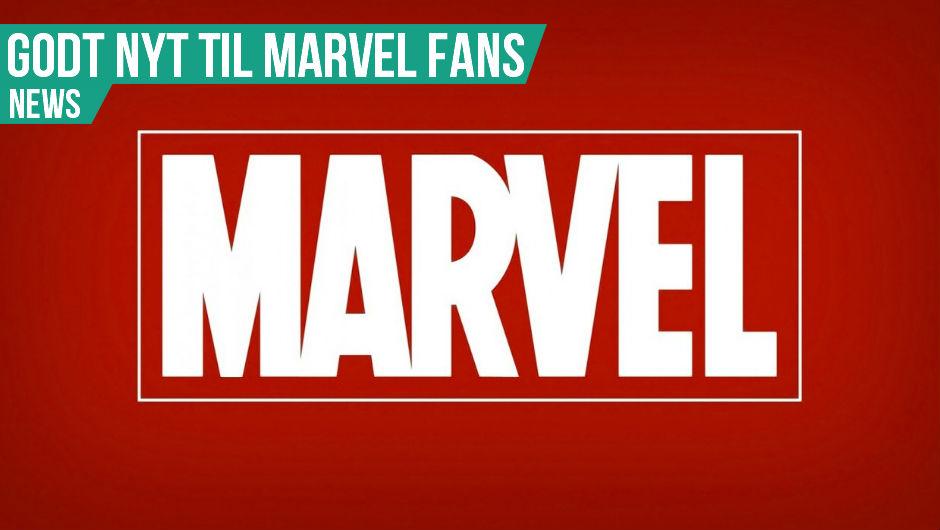 Mange Marvel spil på vej
