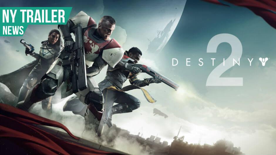 Ny Destiny 2 trailer
