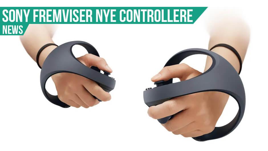 Første kig på PSVR controllere