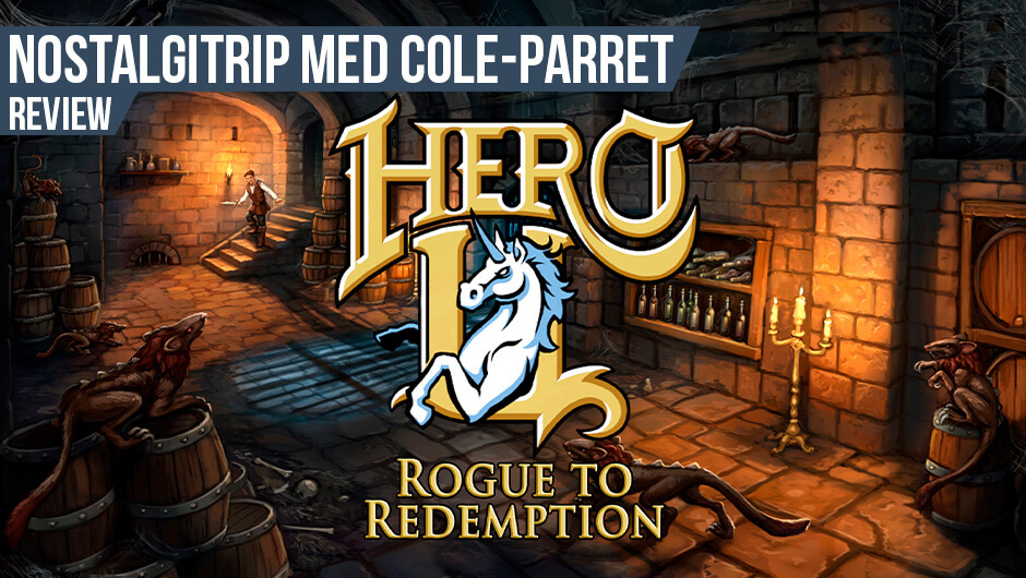 Anmeldelse: Hero-U: Rogue to Redemption (Switch)