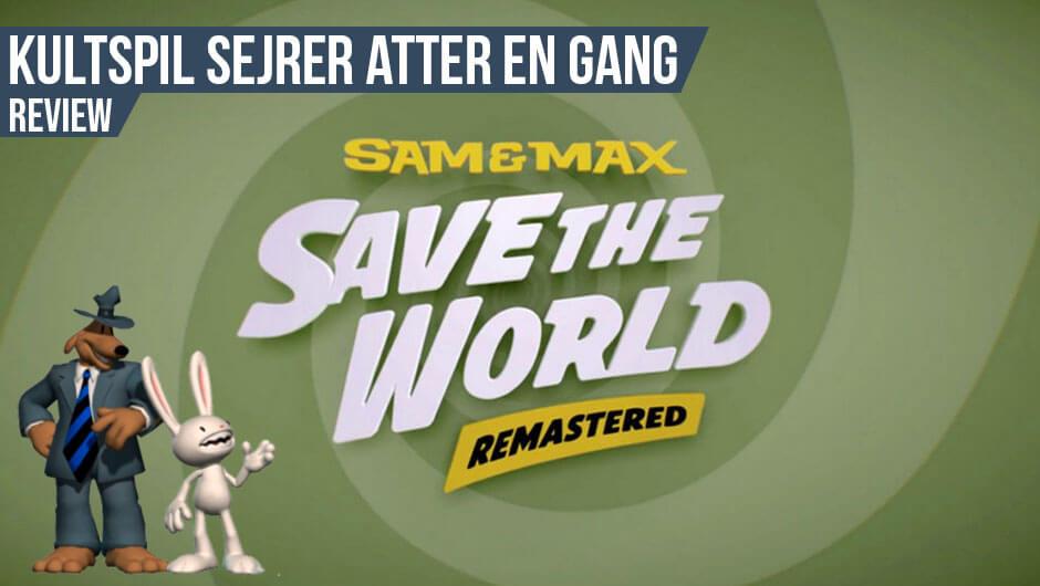 Anmeldelse: Sam & Max Save the World Remastered