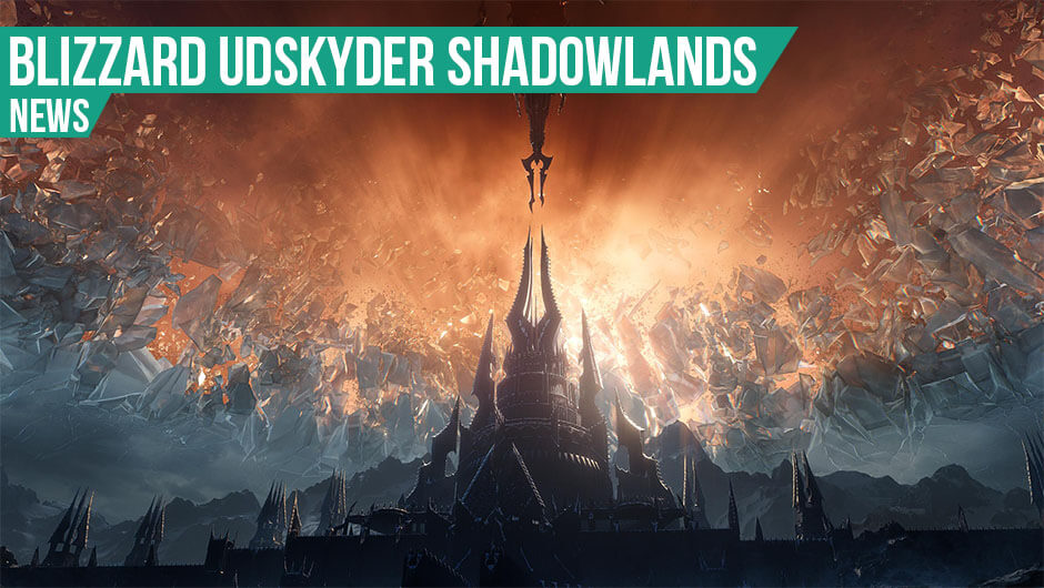 Blizzard udskyder World of Warcraft: Shadowlands