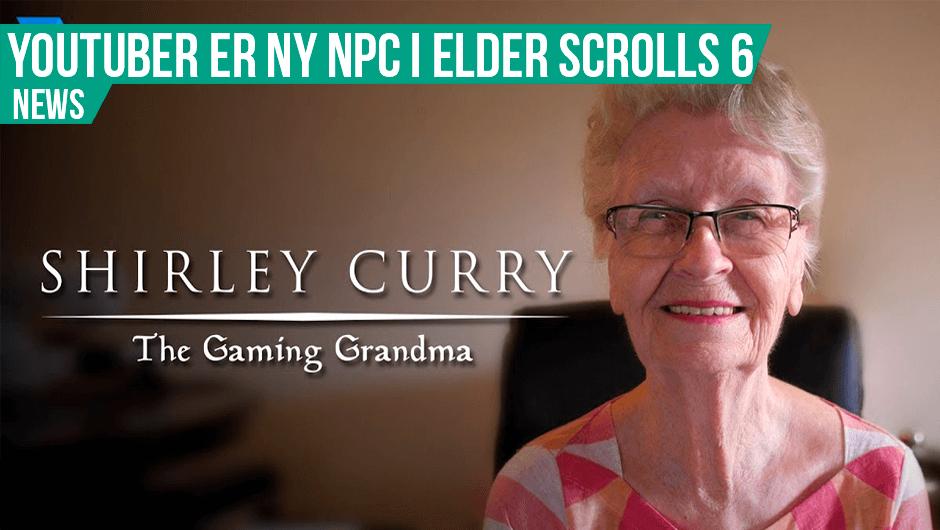 første NPC i Elder Scrolls 6 annonceret