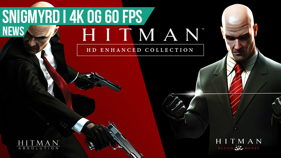 Hitman HD collection annonceret