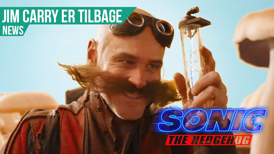 Første trailer til Sonic filmen