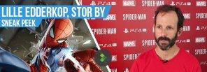 Ville Spider-Man kunne svinge rundt i København?