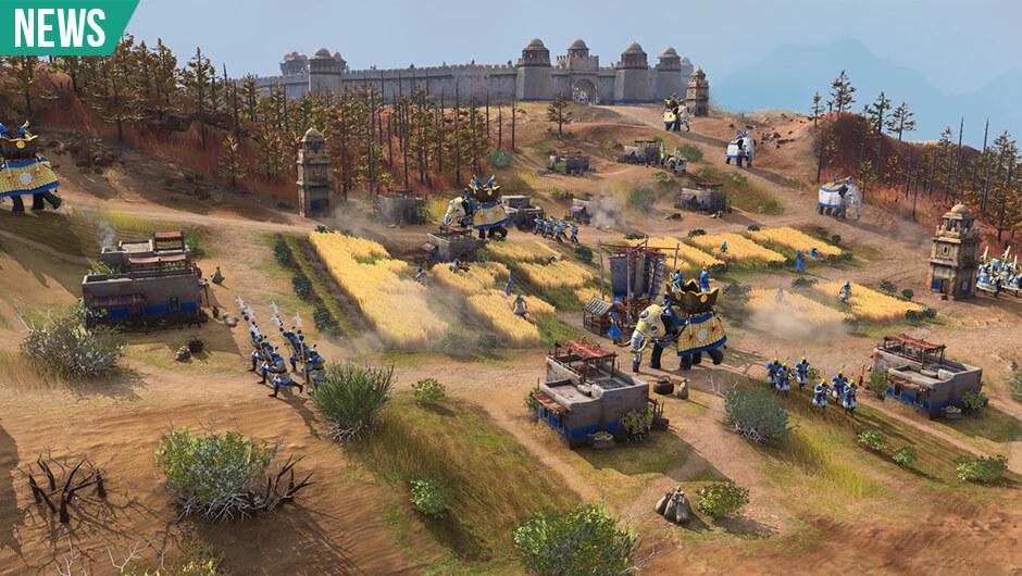 Spil Age of Empires 4 i weekenden