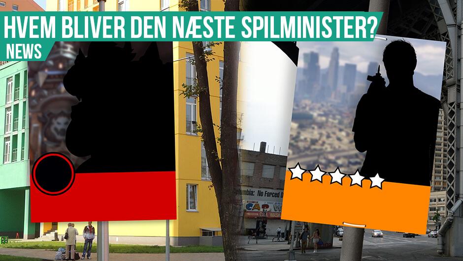 Hvem skal være Danmarks spilminister?