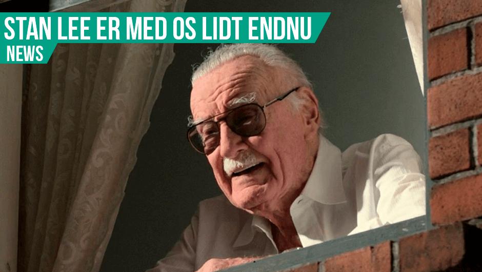 Stan Lee dukker op igen