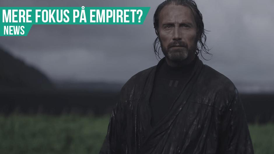 Mads Mikkelsens tanker om Star Wars