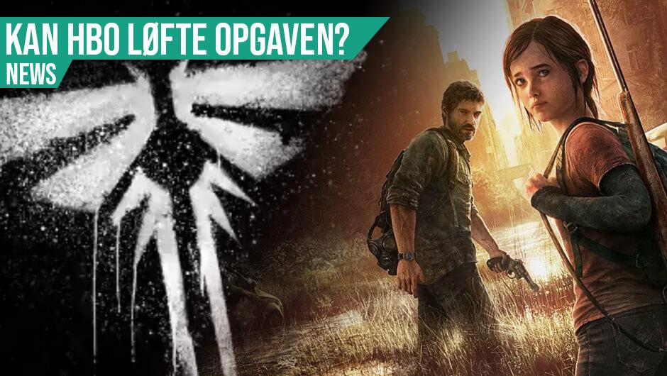 The Last Of Us serie på vej