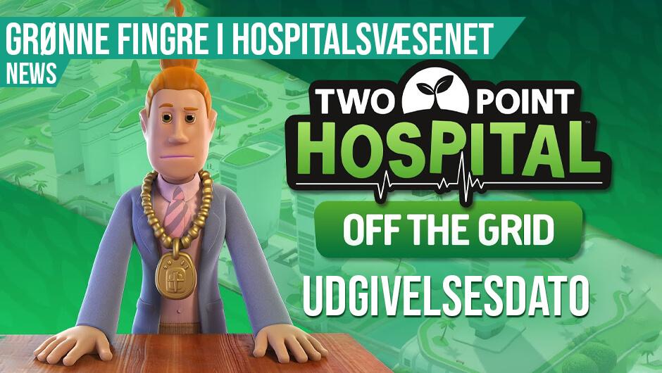 Two Point Hospital bliver udvidet