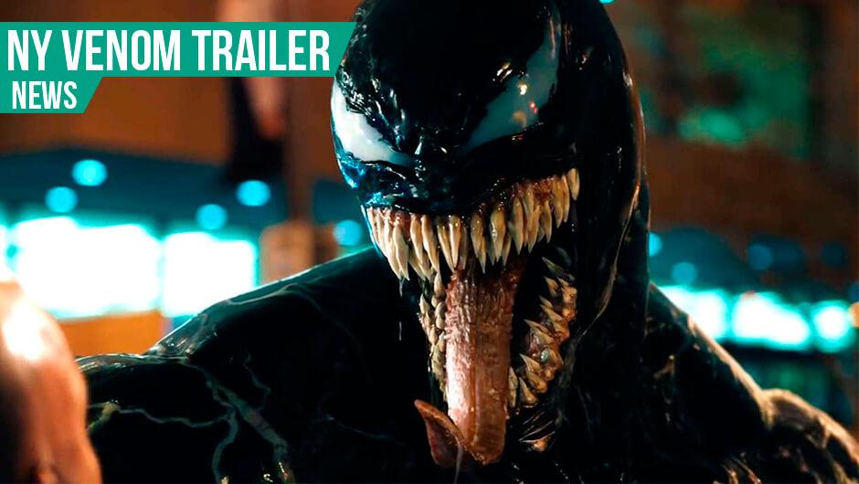 Creepy og spændende Venom trailer