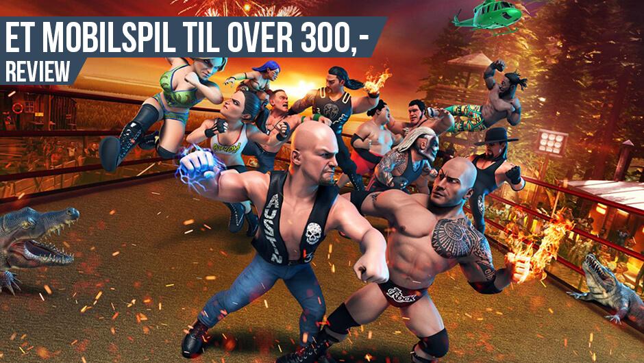 Anmeldelse: WWE 2K Battlegrounds