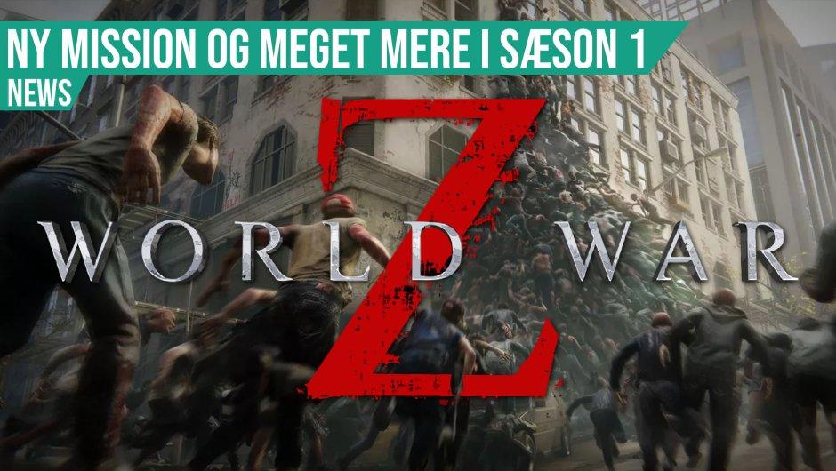 Nyt indhold til 'WWZ'