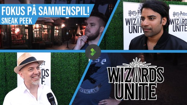 Interview: Harry Potter Wizards Unite