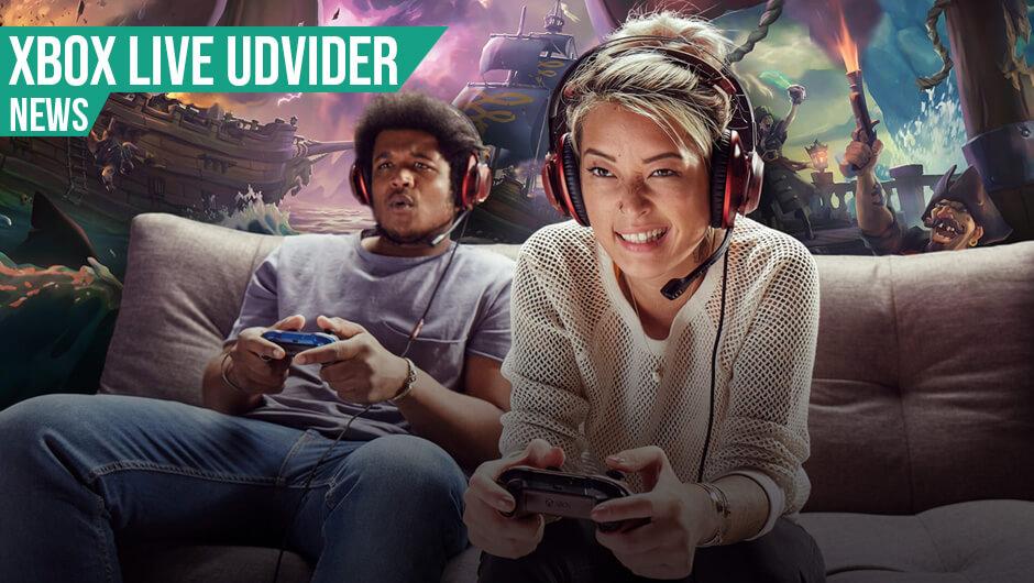 Xbox Live udvider sig til flere platforme