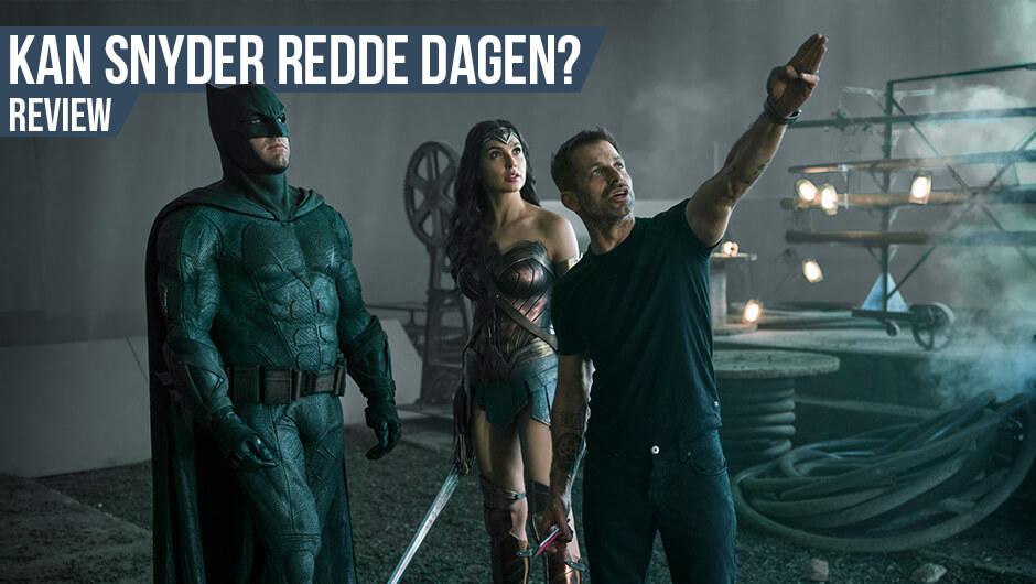 Anmeldelse: Zack Snyder's Justice League