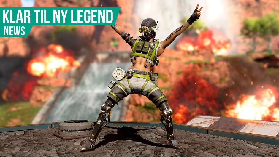Ny karakter i Apex Legends