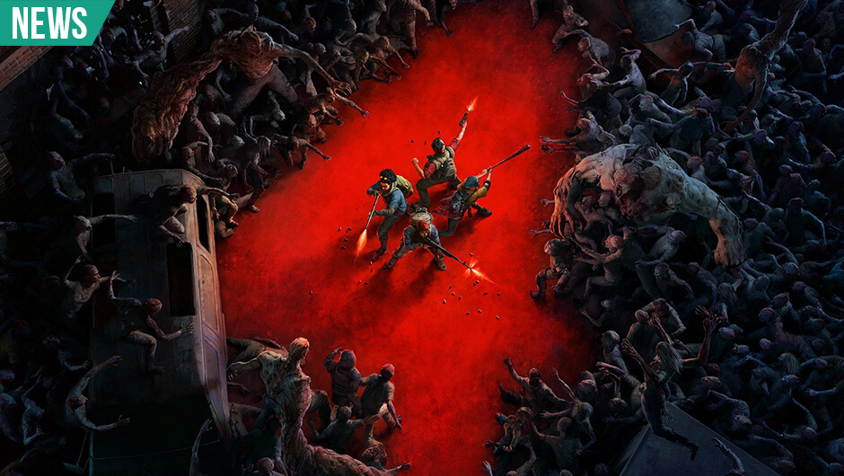 Back 4 Blood til Xbox Game Pass