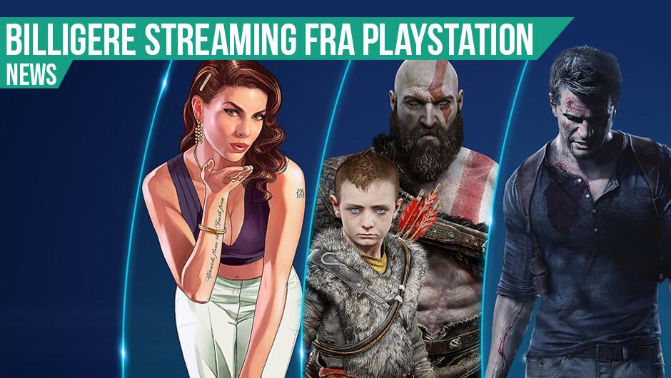 PlayStation Now er blevet billigere