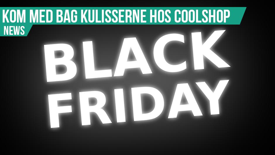 Black Friday hos Coolshop