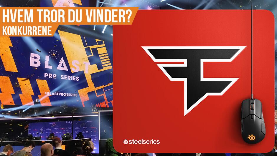 Hvem vinder BLAST Pro Series?