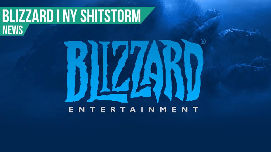Blizzard bandlyser spiller på grund af politisk protest