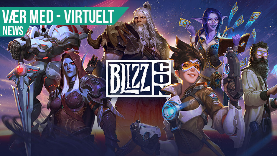 En hjemmelig BlizzCon oplevelse