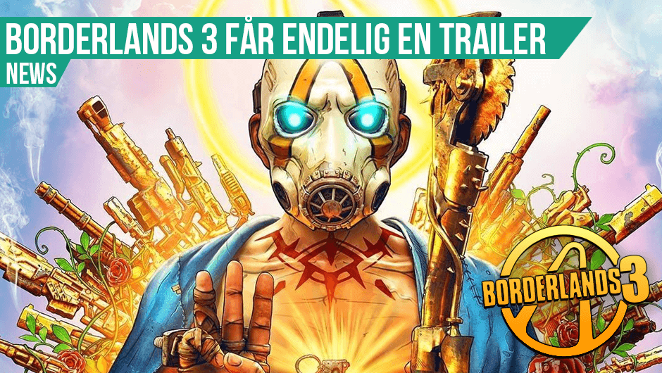 Borderlands 3 trailer
