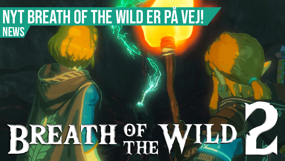 Breath of the Wild 2 annonceret