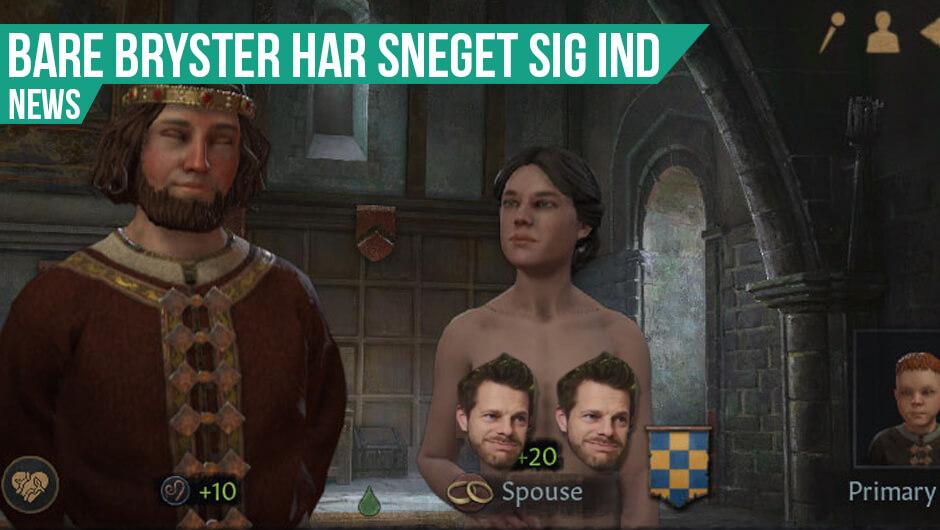 Noget for husarerne i Crusader Kings III