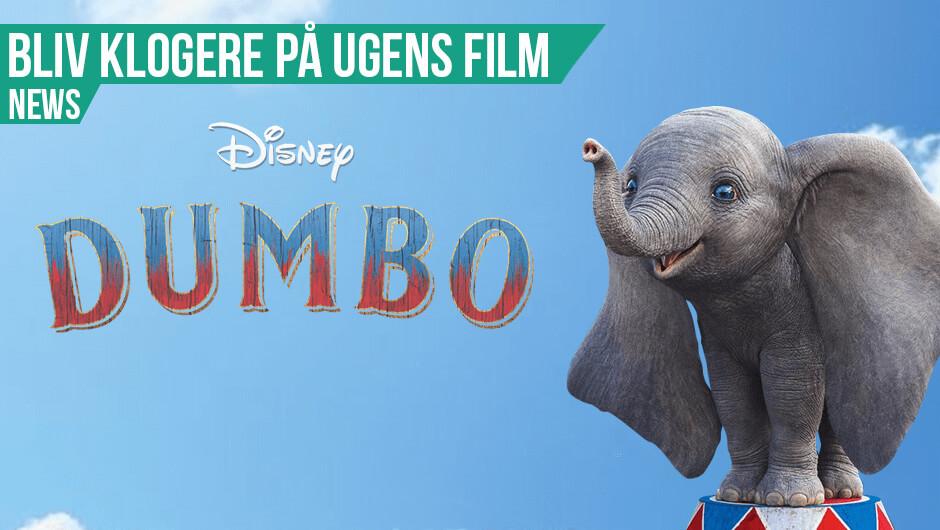 10 facts om Dumbo
