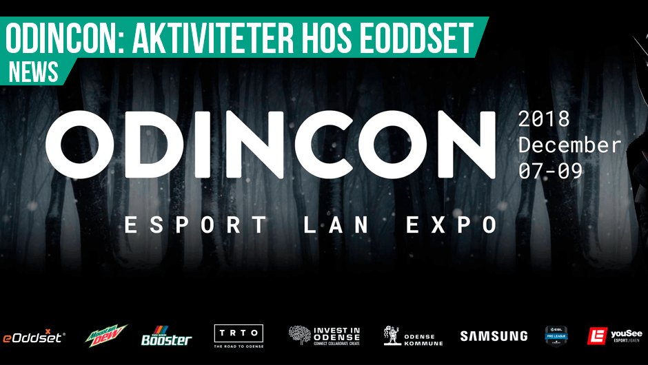 Odincon: Aktiviteter hos eOddset